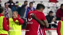 All Goals & Highlights HD - Antalyaspor 2-1 Kasimpasa - 25.12.2016