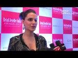 Neha Dhupia, Yaami Gautam And Mahima Choudhary At Retail Jewelry India Awards Jury Meet