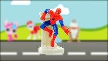 NEW Surprise Eggs For Kids - Spiderman Teletobiz Paw Patrol Frozen Elsa Teletubbies Kids Videos