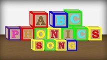 ABC Phonics Song 2 - ABC Songs for Children Learn ABCs Alphabet Kindergarten Preschool by 123ABCtv