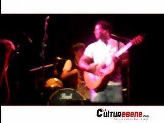 Blick Bassy, live au Centre Culturel Français de Yaoundé