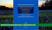 READ book  Arbitration of Commercial Disputes: International and English Law and Practice READ
