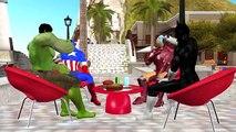 Joker Pranks Funny SuperHeroes Becomes Lilliput   Spiderman Vs Venom   Elsa SuperHeroes Dancing