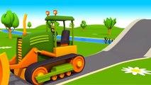 Eğitici çizgi film - Meraklı kamyon Leo'nun iş arabaları - Türkçe dublaj Çizgi Film izle - Animasyon HD izle 2015 Full 51