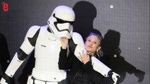 Carrie Fisher, l'inoubliable princesse Leïa dans Star Wars est morte