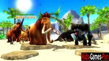 Ice Age 4 Game - Ice Age 4 Continental Drift Part 1 to 5 - Ice Age 4 Full Movie Game