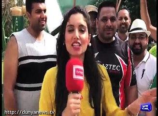 "Fans expect Pakistan's victory in second Test - ""Amir Ankho Main Ankhain daal Kar Bowling Karna, Darna Nahi"""