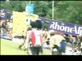 Coup hicard de vole libre du monde 2006 avec nicola hulot
