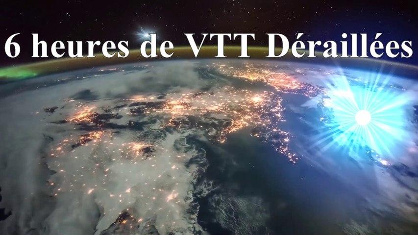 TEASER 6 HEURES de VTT DERAILLEES