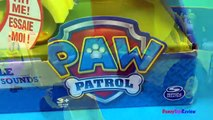 Paw Patrol Lights and Sounds Rubble Bulldozer Construction Toys for Kids Mighty Machines Peppa Pig