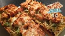 Lachs-Baguette - Baguettes Baguettes Baguettes 03