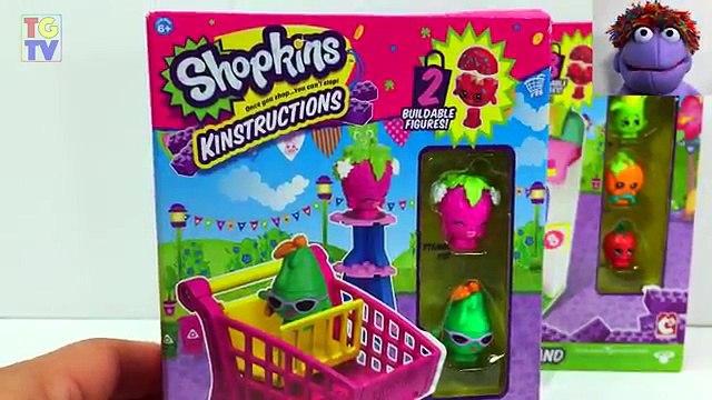 Shopkins Shopping Cart   Kinstructions