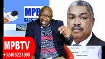 MPBTV Actualité 25-12-2016:Rumeurs sur la Tentative d'assassinat de Samy Badibanga