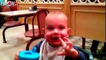 Grimaces de bébés
