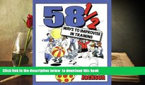 READ book  58 1/2 Ways to Improvise in Training: Improvisation Games and Activities for