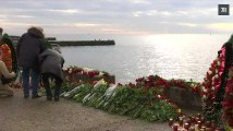 Crash en mer Noire : journée de deuil en Russie en mémoire des 92 victimes