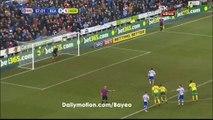 Garath McCleary Goal HD - Reading 2-1 Norwich - 26.12.2016