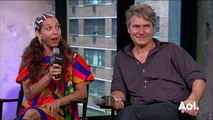 Moon Zappa Discusses How Frank Zappa Was A Fan of  The Spin Doctors    BUILD Series