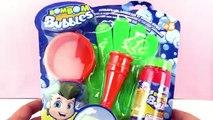 BOM BOM BUBBLES Splash Toys - Spiel mit Seifenblasen! mit magischem Handschuh?! Wasser Spielzeug