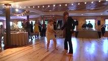 La danse de mariage la plus cool et fun de l année! Bonne ambiance !
