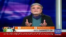 Nusrat Javed Badly Bashing Shahbaz Sharif & Hamza Shahbaz