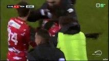 Club Brugge vs Mouscron-Peruwelz 0-1  Aristote Nikaka Goal  Jupiler League 26-12-2016 (HD)