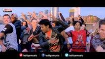 Prathichota Nake Swagatham Full Video Song -- Govindudu Andarivadele Movie -- Ram Charan, Kajal