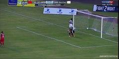Amigos Alexandre Pires vs Amigos Fernando Pires Gol Denilson Show Jogo Beneficente 26-12-2016 (HD)