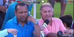 Amigos Alexandre Pires vs Amigos Fernando Pires Gol Emerson Sheik Jogo Beneficente 26-12-2016 (HD)