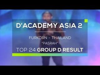 Furkorn, Thailand - Pasrah (D'Academy Asia 2)