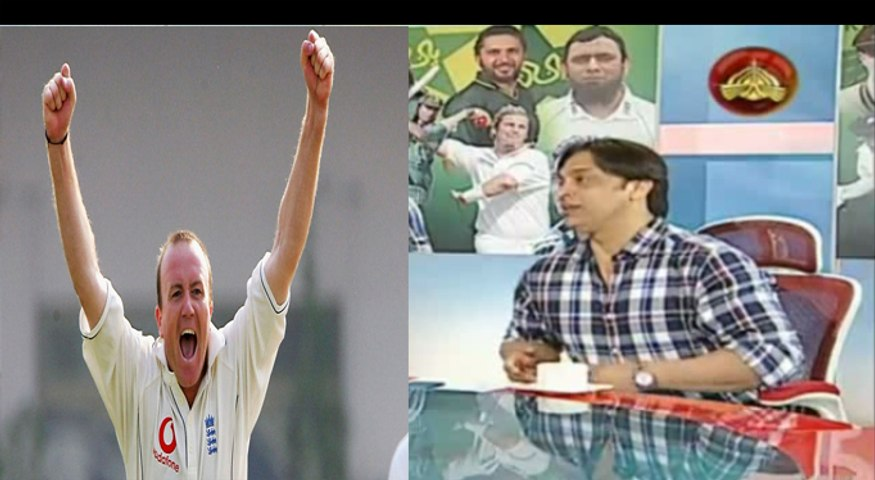 Shoaib AKhtar's Hilarious Comment about English Spinner Sean Udel Made Everyone Laugh