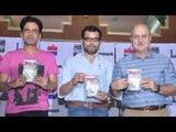 Anupam Kher And Manoj Bajpayee At The Launch Of Gabriel Khan's Novel 'Special 26'