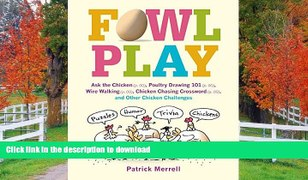 FAVORIT BOOK Fowl Play Ask the Chicken page 7 Road