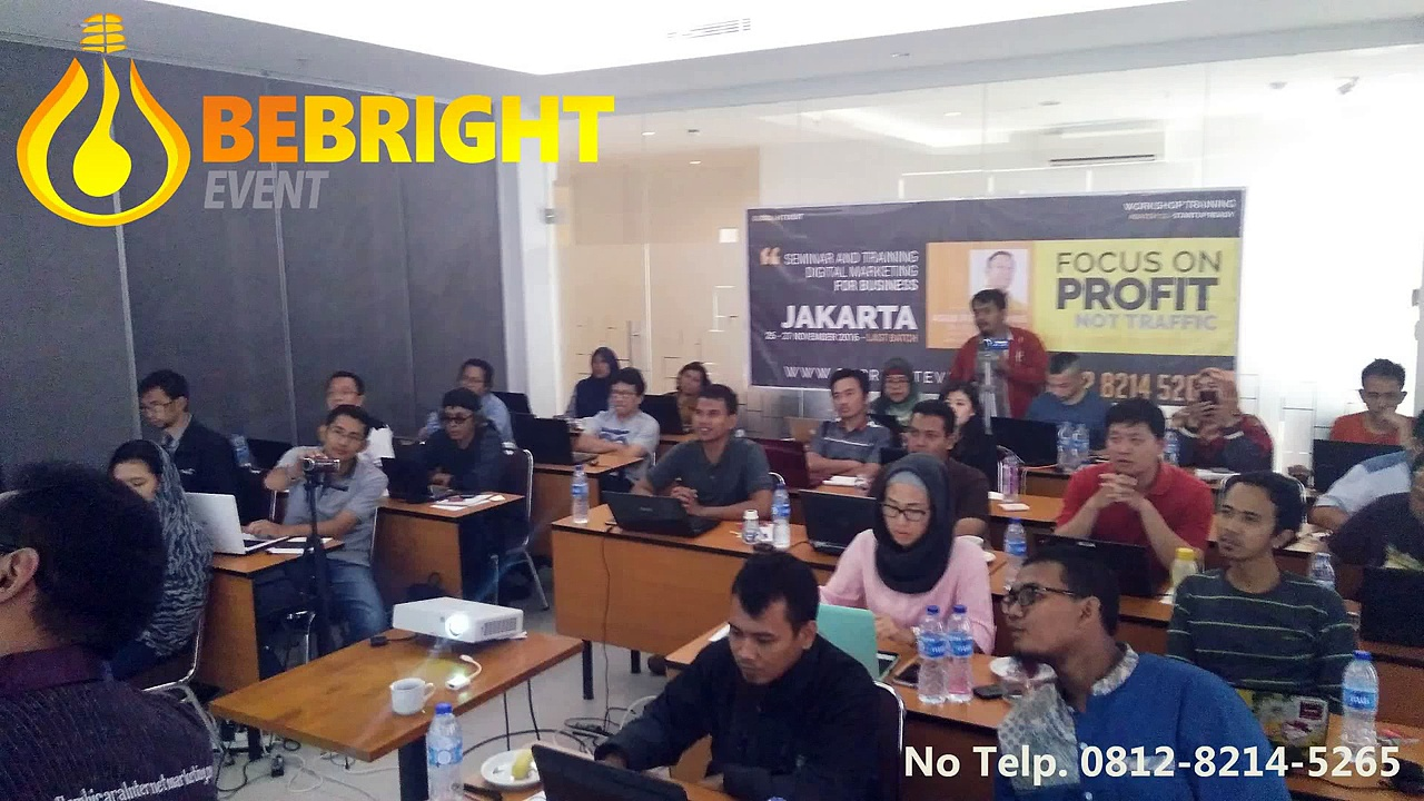 Training Digital Marketing 2017