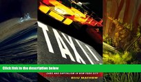 PDF  Taxi!: Cabs and Capitalism in New York City Biju Mathew Trial Ebook