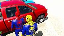 GTA V: ULTIMATE SPIDERMAN MOD! GTA 5 Spiderman Mod Gameplay! (GTA 5 Mods Gameplay) Truck Epic Battle
