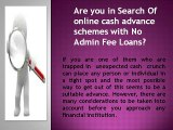 Quick Online Bad Credit Loans - Suitable Cash Advance Help Issued with Convenient Repayment Term