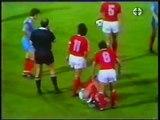 20.04.1988 - 1987-1988 European Champion Clubs' Cup Semi Final 2nd Leg Benfica 2-0 Steaua Bükreş
