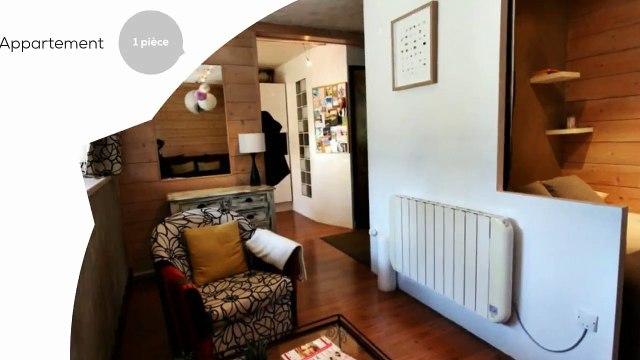 A vendre - Appartement - Chamonix mont blanc (74400) - 1 pièce - 35m²