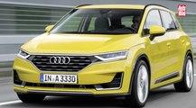 VÍDEO: Audi A3 Vario: datos del monovolumen compacto que planean