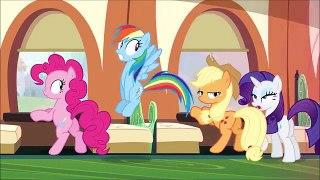 My Little Pony FiM Temporada 2 Capitulo 25 2 4 Una Boda en C