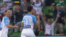 Bruno Fornaroli Goal HD - Melbourne City 2-1 Perth Glory - 27.12.2016 HD