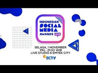 Indonesian Social Media Awards - 1 November 2016