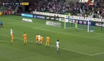 3-2 Bruno Fornaroli Penalty Goal HD - Melbourne City 3-2 Perth Glory - 27.12.2016 HD