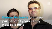 George Michael's ex-partner Kenny Koss reacts to news of his death