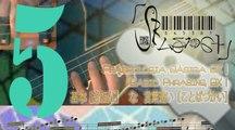 Basic Phrasing BX 5 (WholeTone) 2  Fraseologia Básica BX 5 ( Hexafônica ) 2  五:基本的[きほんてき] な 言葉遣い[ことばづかい]  フレージングパラ ギター