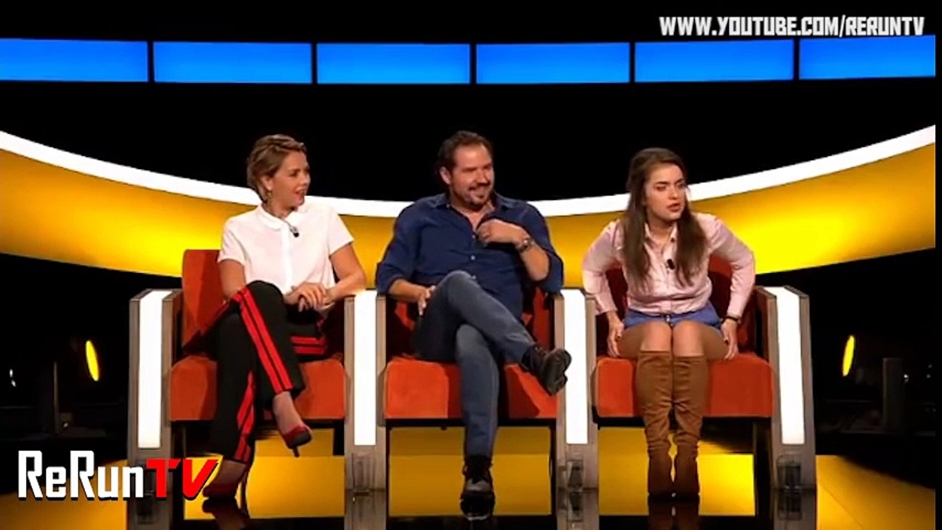 De Slimste Mens Ter Wereld De Leukste Fragmenten Van Olga Leyers Video Dailymotion
