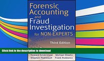 READ book  Forensic Accounting and Fraud Investigation for Non-Experts Stephen Pedneault READ
