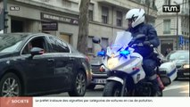 Chauffeurs VTC : Manifestation contre Uber (Lyon)