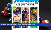FREE [DOWNLOAD]  Early Learning Thematic Lesson Plans, Grades PK - 1: 32 Thematic Lesson Plans
